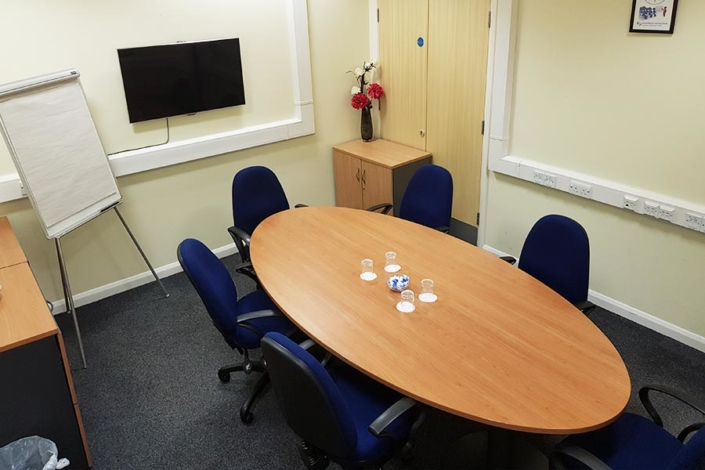 F4 Training Room