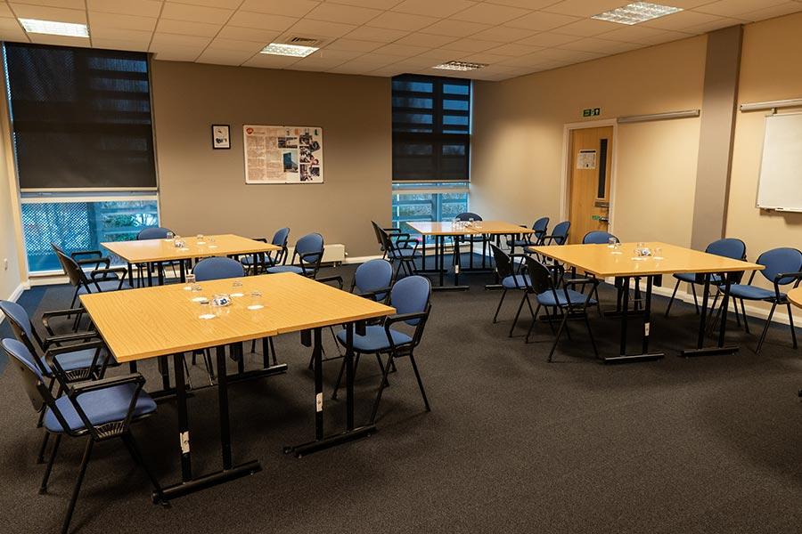 GSK Training Room