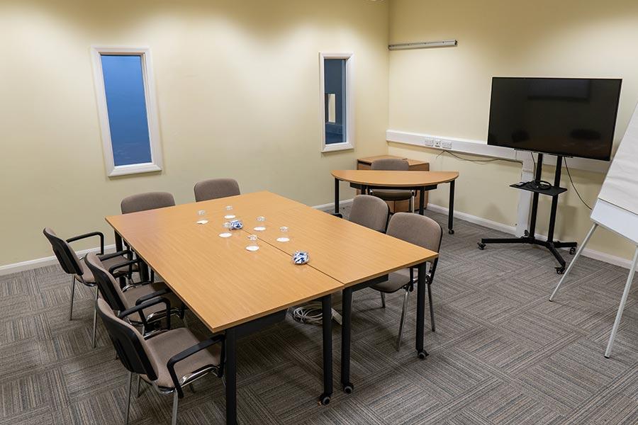 S3 Training Room