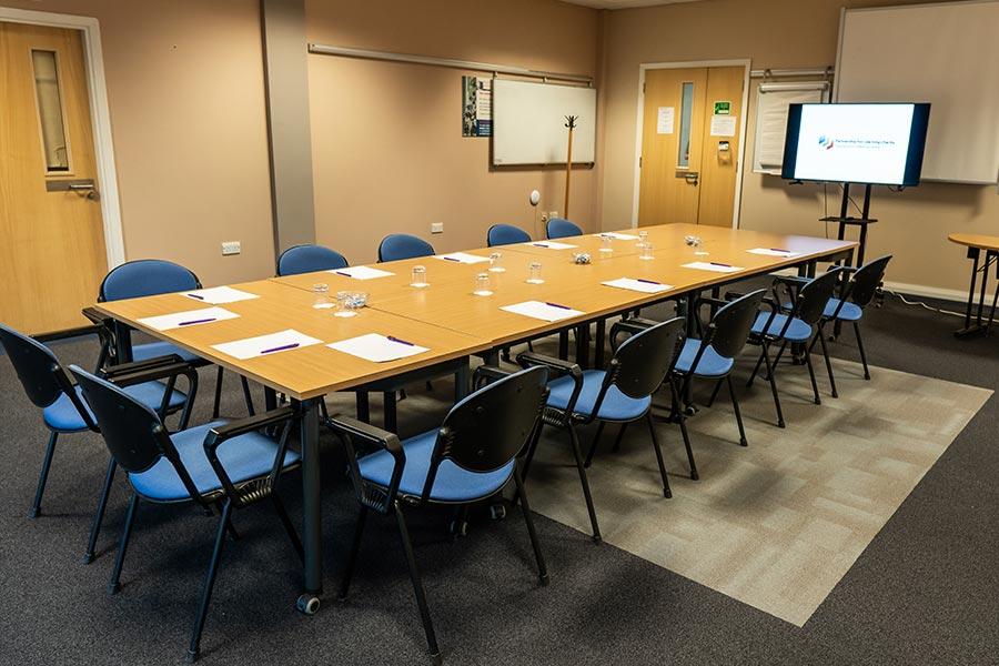 Visteon Training Room